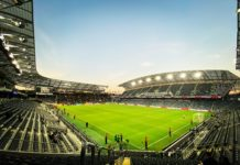 claudia j beltran banc of California stadium