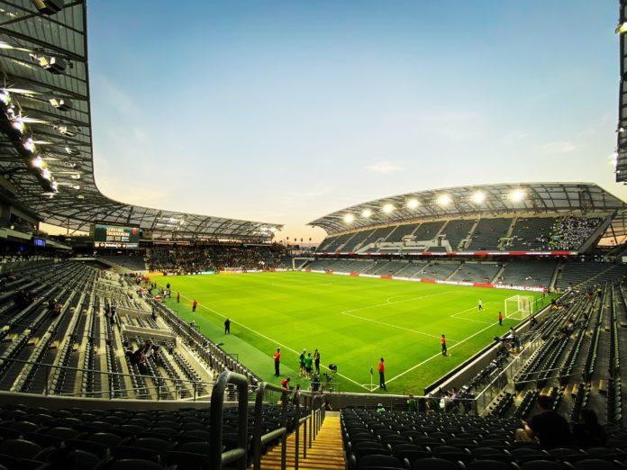 claudia j beltran banc of California stadium