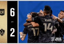 LAFC vs LA Galaxy Highlights 7:18:20