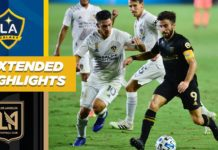 LAFC vs LA Galaxy Highlights 9:6:20