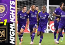 LAFC vs Orlando City SC Highlights 7:31:20