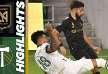 LAFC vs Portland Timbers Highlights 9:13:20